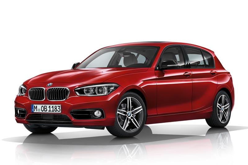 Precios del BMW SERIE 1 5P