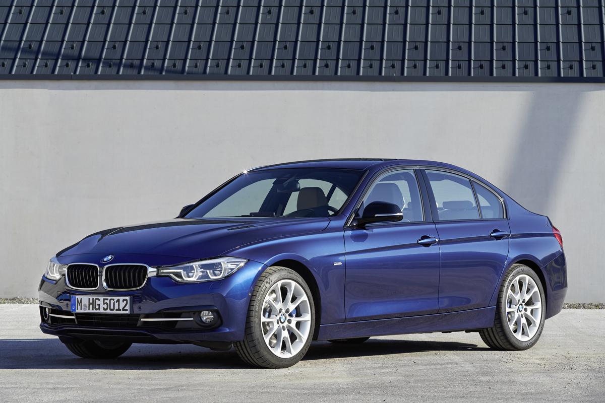 Precios del BMW SERIE 3 BERLINA