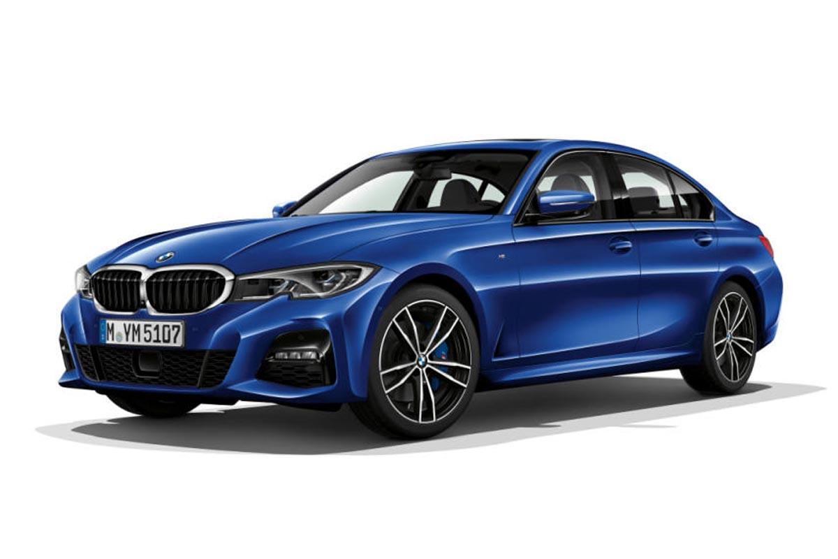 BMW SERIE 3 BERLINA 2019