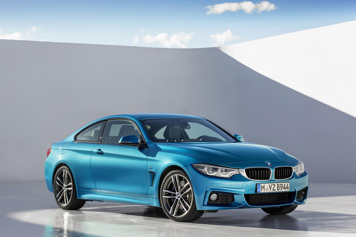 Precios del BMW SERIE 4 COUPÉ