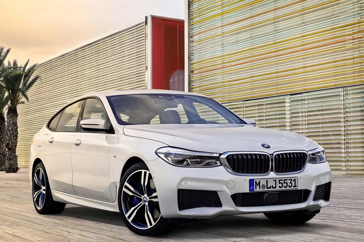 Precios del BMW SERIE 6 GRAN TURISMO