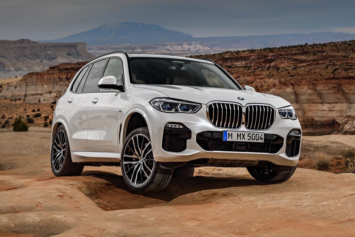 Precios del BMW X5 2019