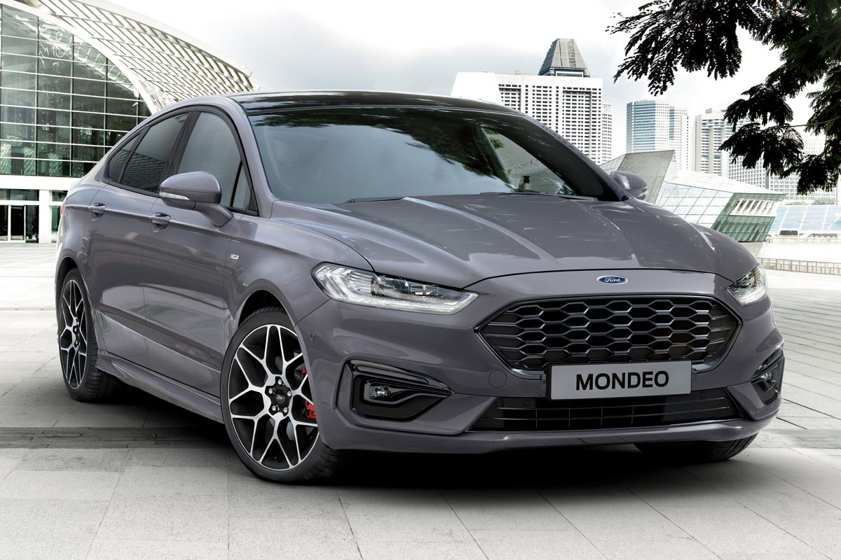 FORD MONDEO 4P