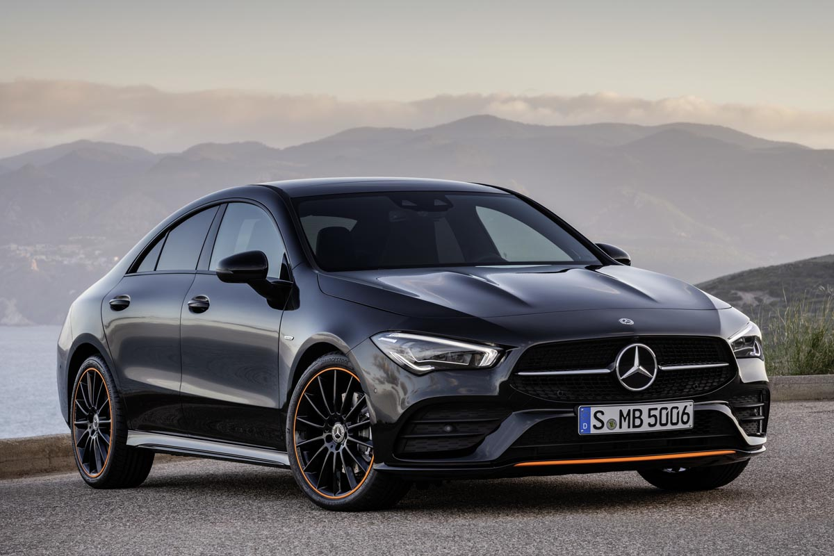 MERCEDES-BENZ CLA COUPÉ 2019