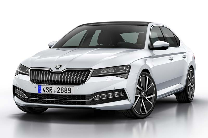 SKODA SUPERB BERLINA