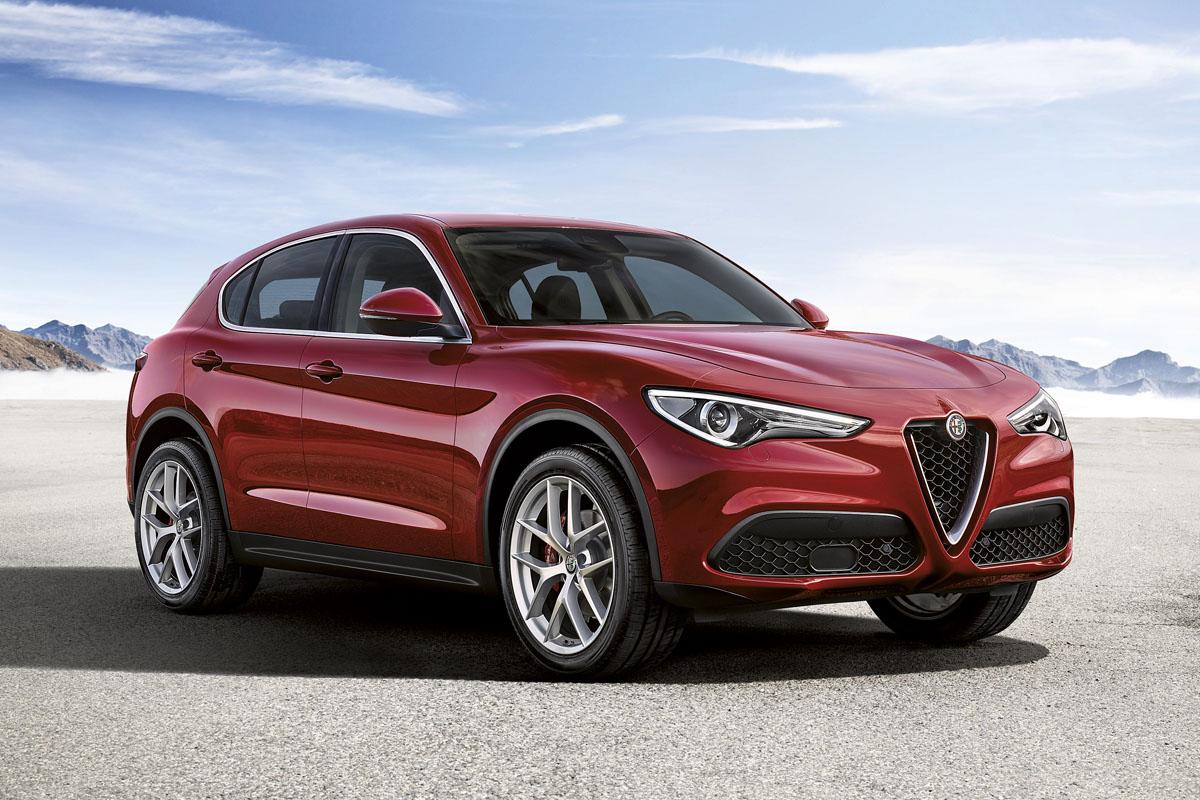 Precios de Alfa Romeo Stelvio