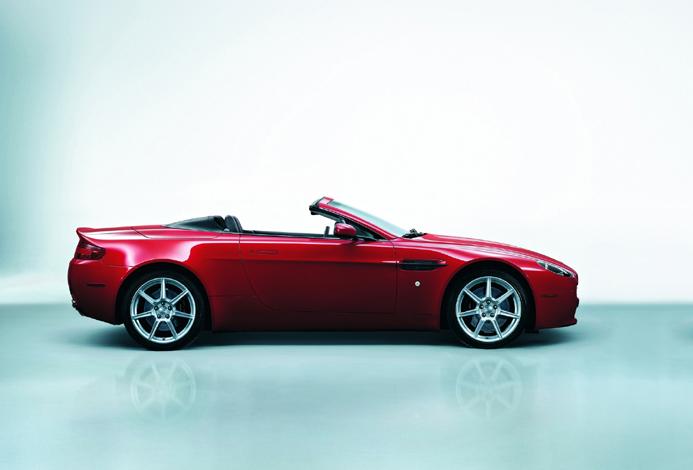 Precios de Aston Martin Vantage Roadster 4.8 V8 6V Roadster