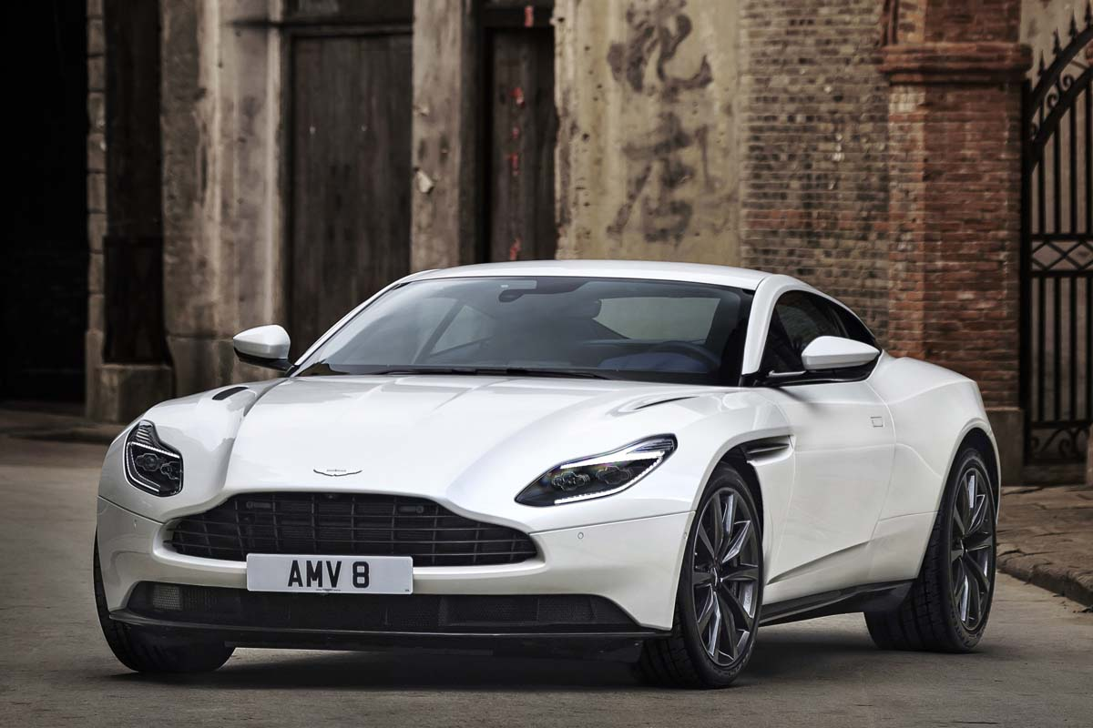 Precios de Aston Martin DB11 Coupé 4.0 V8 Aut. 8V