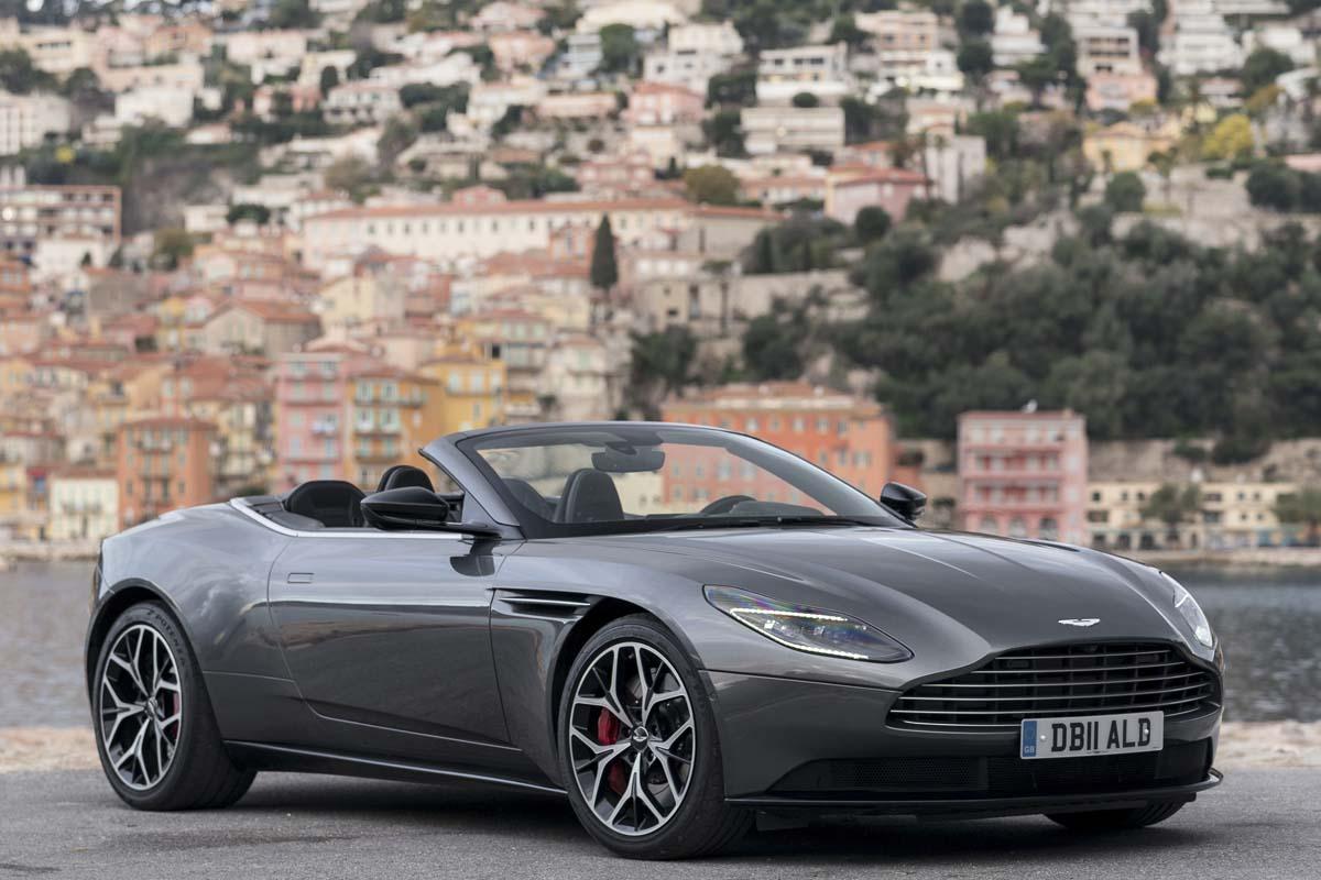 Precios de Aston Martin DB11 Volante 4.0 V8 Aut. 8V