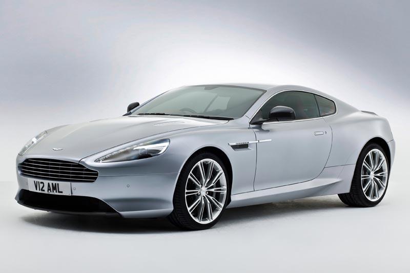 Precios de Aston Martin DB9 Coupé