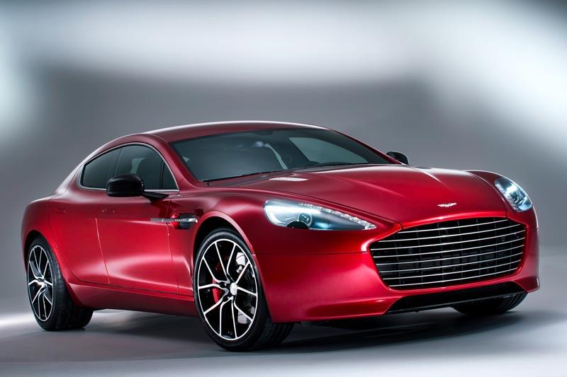 Precios de Aston Martin Rapide S 6.0 V12 6V Aut.