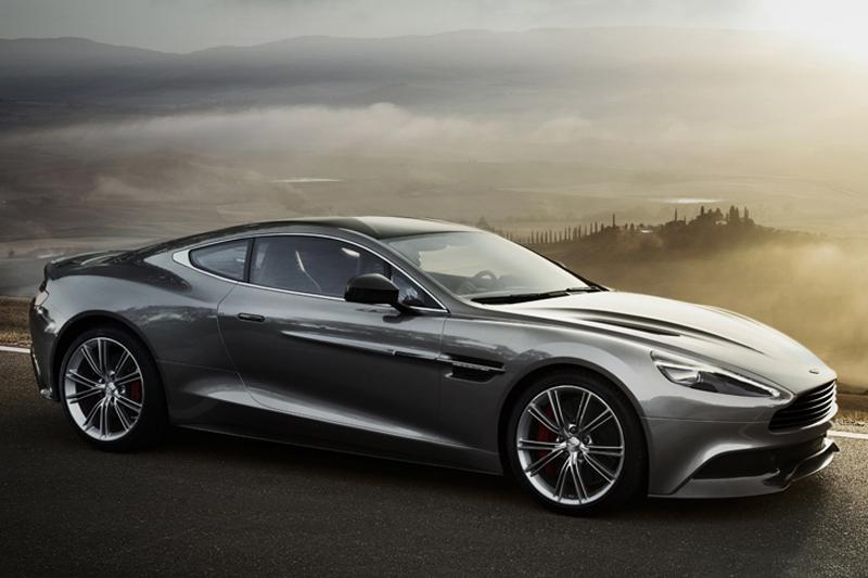 Precios de Aston Martin Vanquish