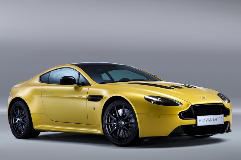 Precios de Aston Martin Vantage Coupé 4.8 V8 6V