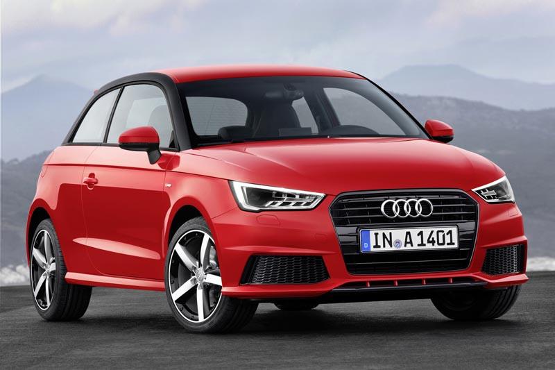 Precios de Audi A1 3p 1.0 TFSI 95 Adrenalin 3p