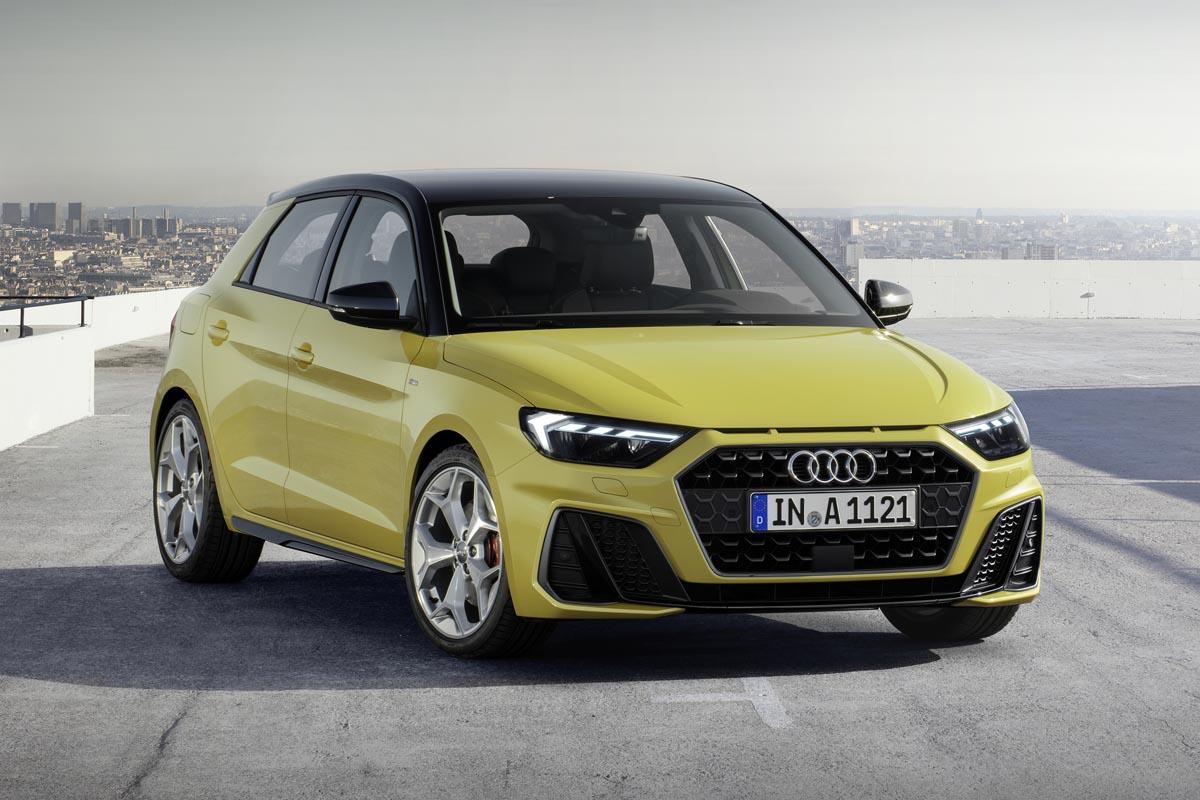 Precios de Audi A1 SPORTBACK 30 TFSI 6V