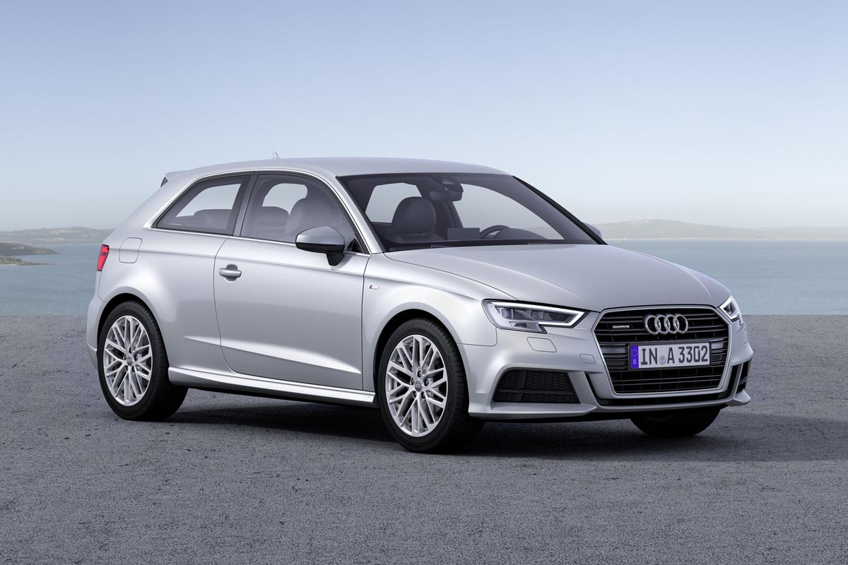 Precios de Audi A3 1.0 TFSI 116 6V 3p