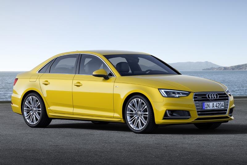 Precios de Audi A4 4P 35 TFSI line edition 6V
