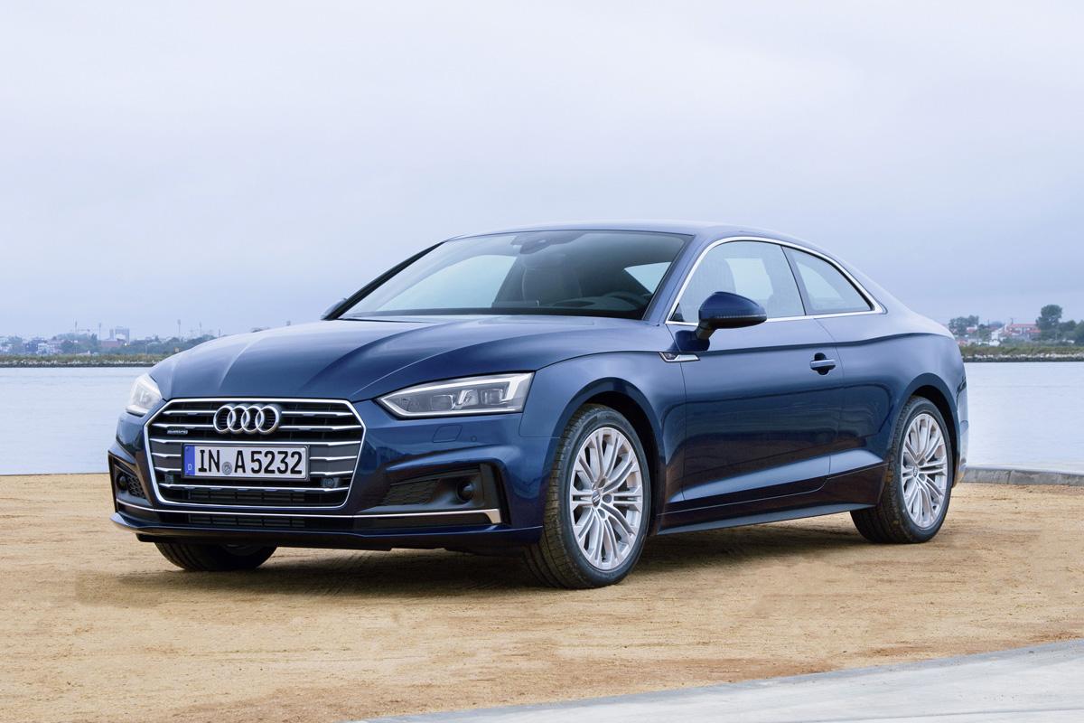 Precios de Audi A5 Coupé