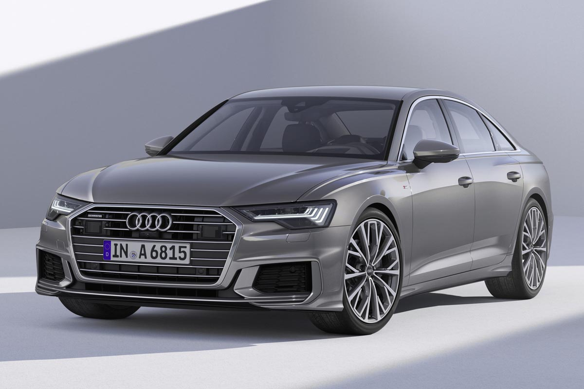 Precios de Audi A6 4P