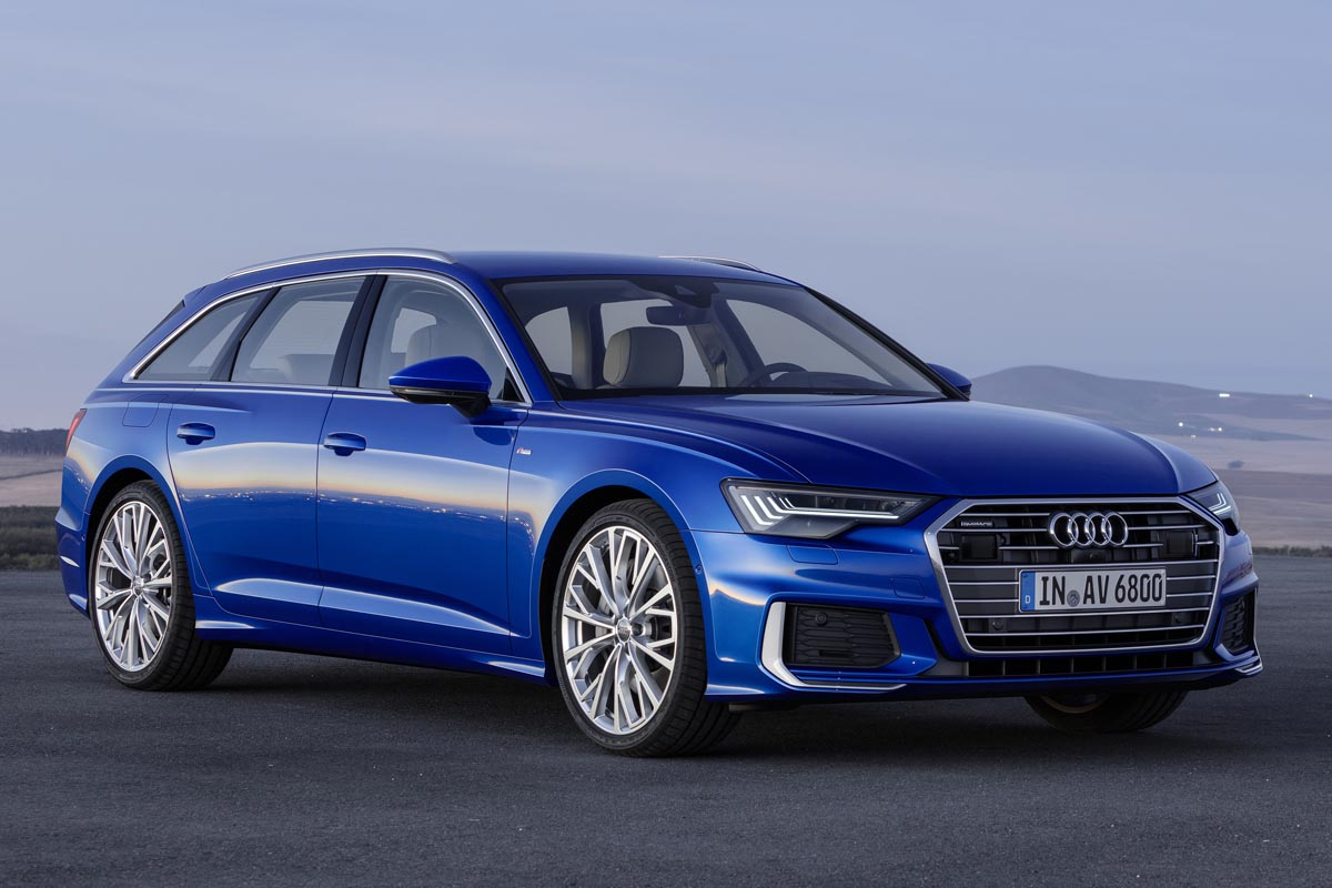 Precios de Audi A6 Avant