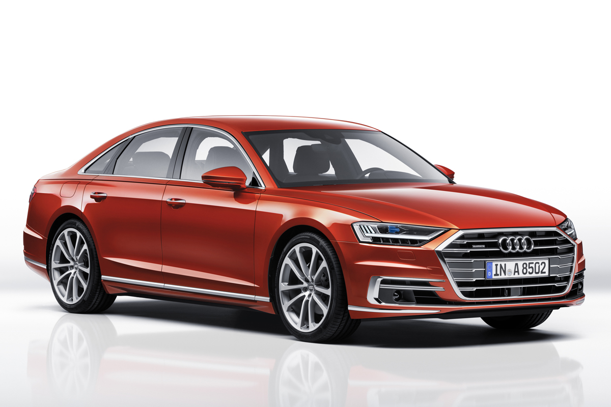 Precios de Audi A8 2018