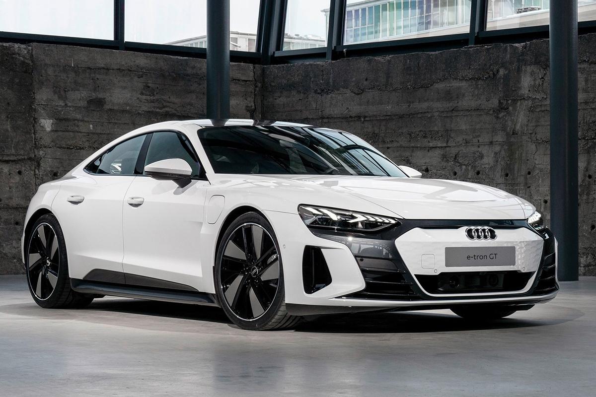 Precios de Audi E-Tron GT quattro