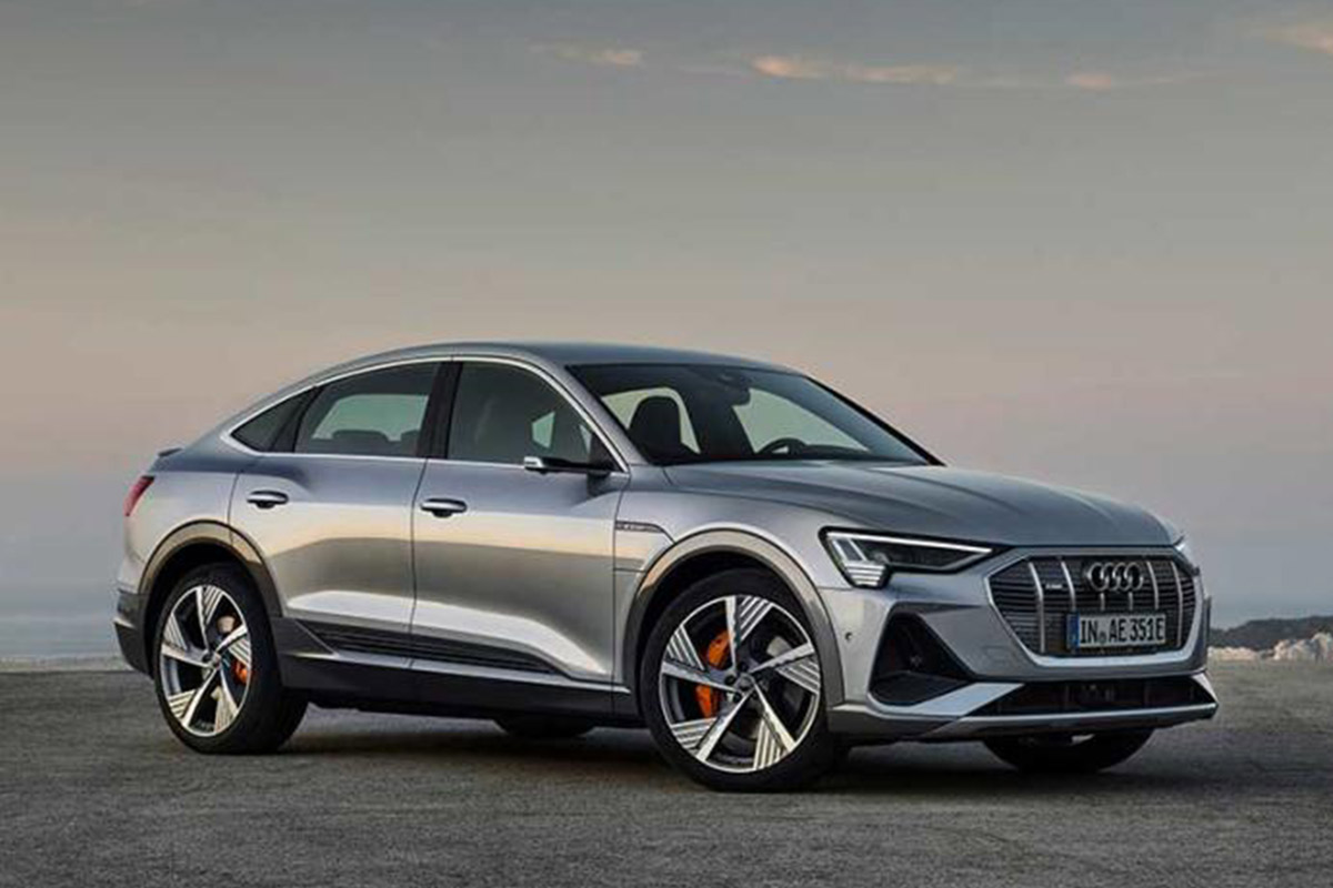 Precios de Audi E-Tron Sportback