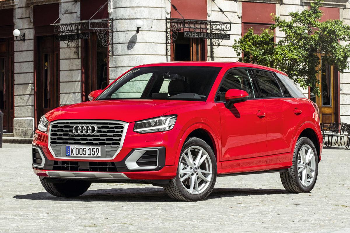 Precios de Audi Q2