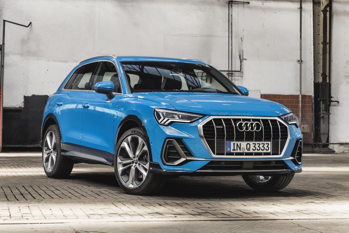 Precios de Audi Q3 2019 35 TFSI Advanced 6V