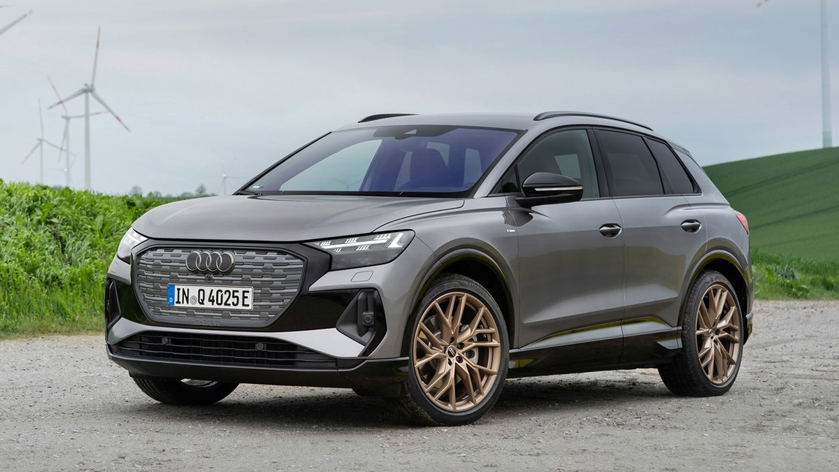 Precios de Audi Q4 e-tron 35 e-tron
