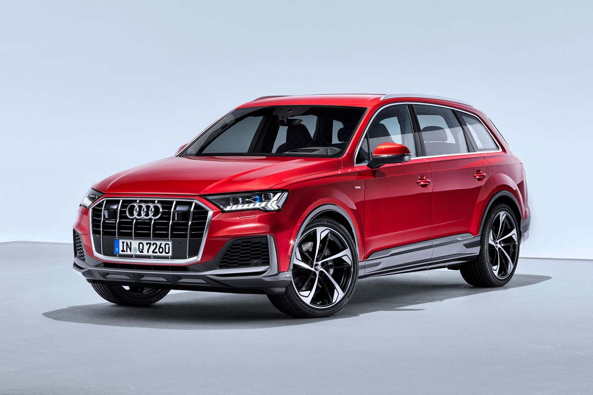 Precios de Audi Q7