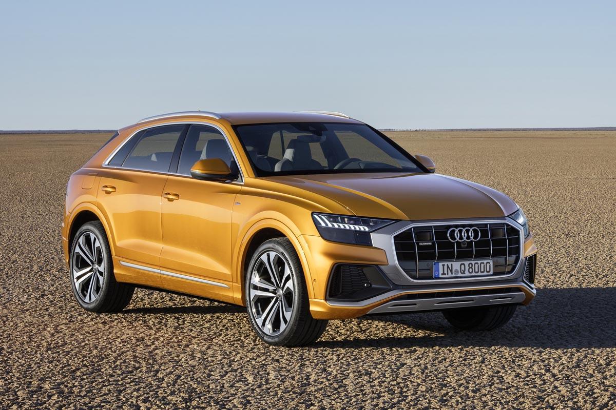 Precios de Audi Q8 50 TDI 286 quattro Aut. 8V