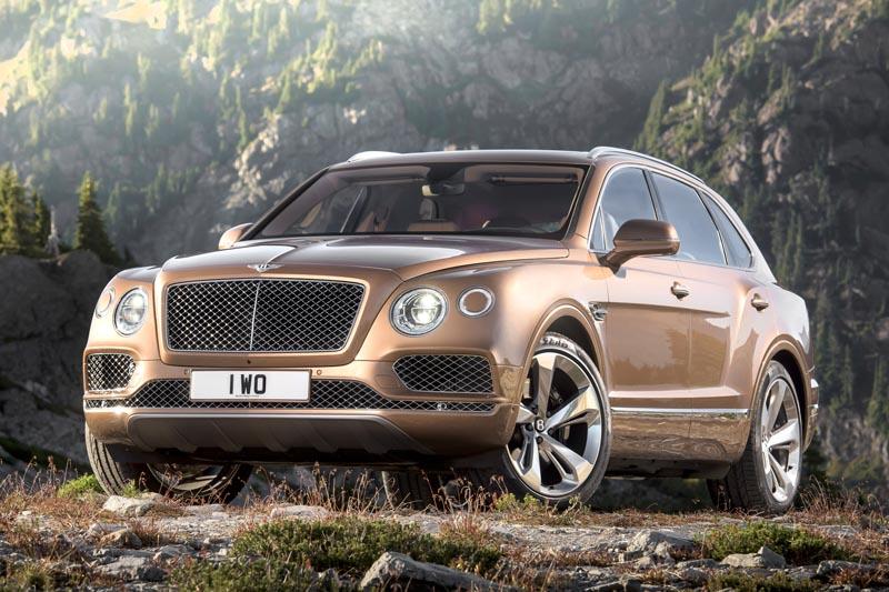 Precios de Bentley Bentayga