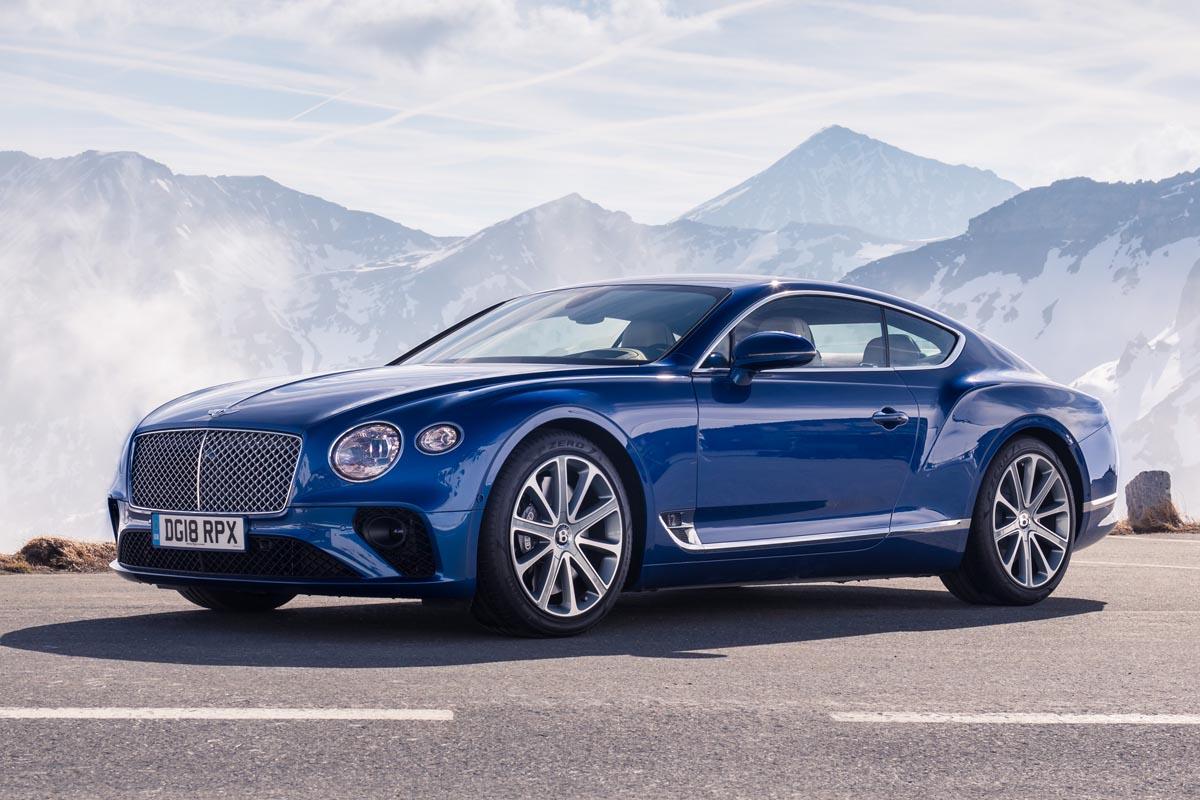 Precios de Bentley Continental GT 2018 6.0 W12 Aut. 8V