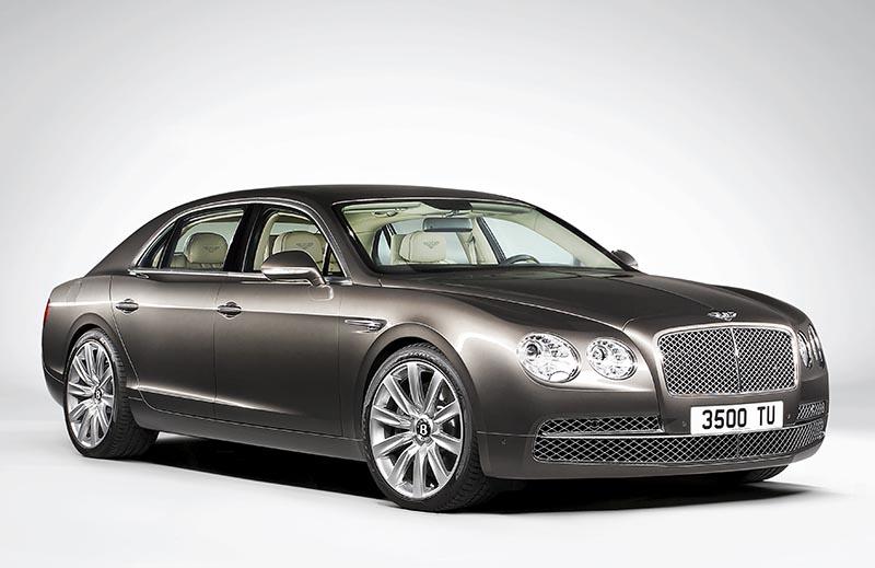 Precios de Bentley Flying Spur