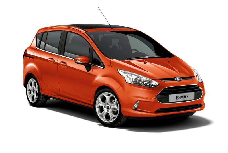 Precios de Ford B-Max 1.0 Ecoboost 125 Titanium