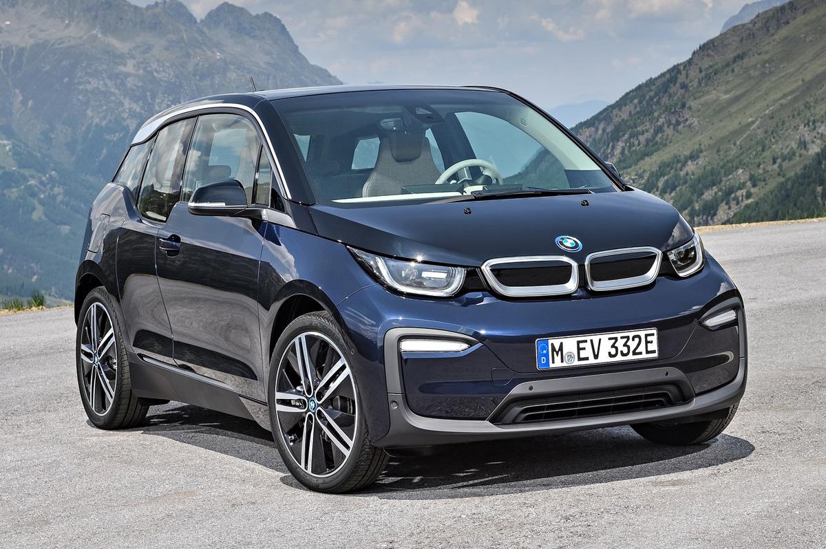 Precios de BMW I3 i3s 120Ah