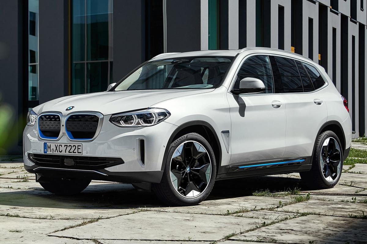 Precios de BMW iX3 Impressive