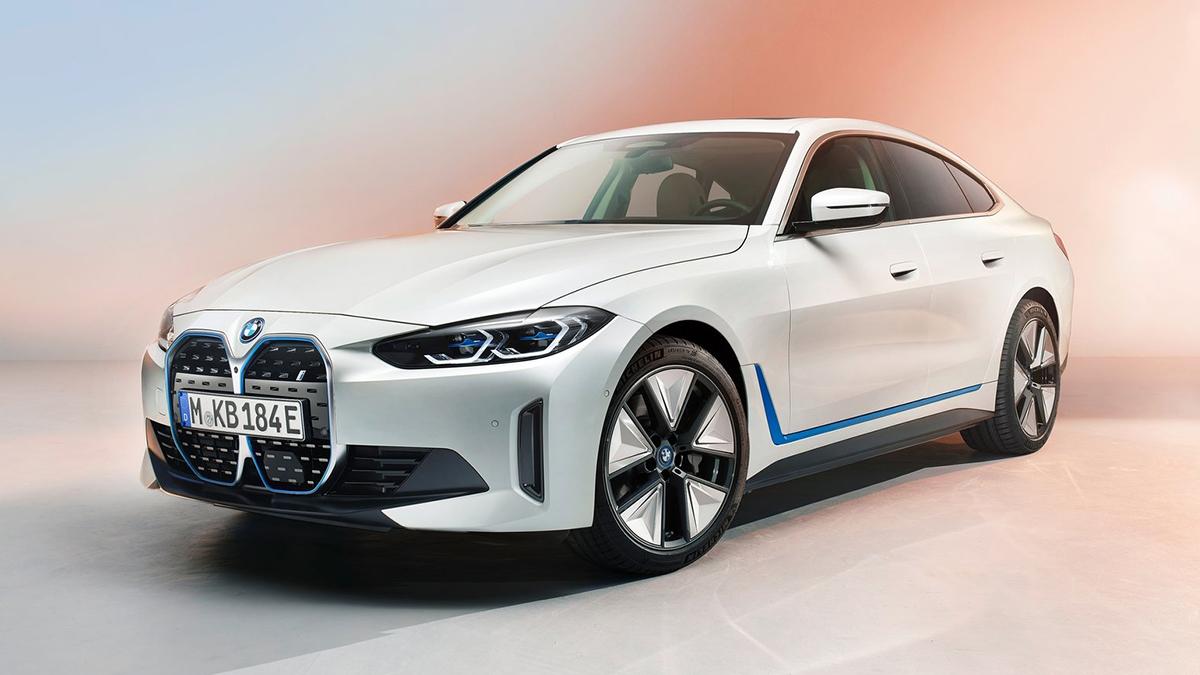 Precios de BMW i4