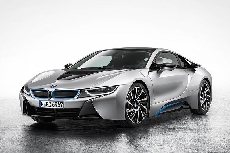 Precios de BMW i8
