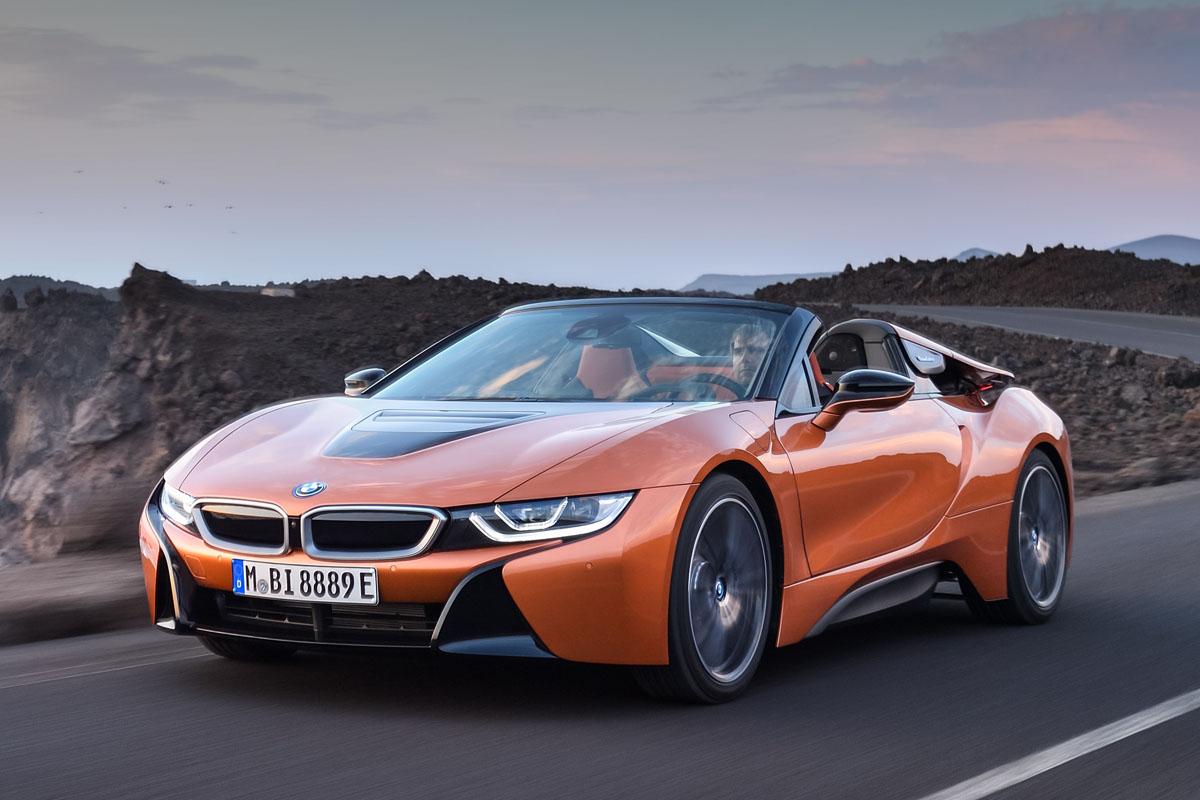 Precios de BMW i8 Roadster