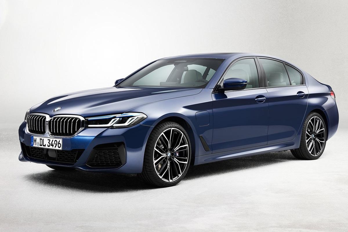 Precios de BMW SERIE 5 BERLINA