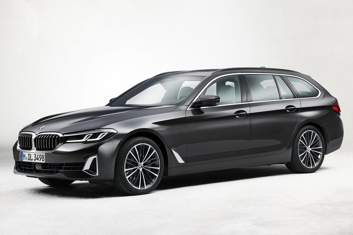 Precios de BMW Serie 5 Touring 520d xDrive Touring Aut. 8V