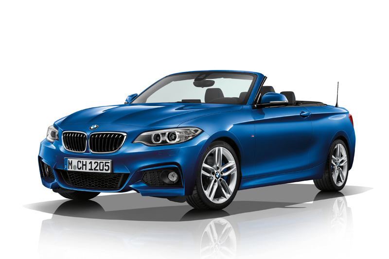 Precios de BMW Serie 2 Cabrio