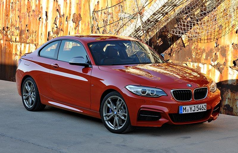 Precios de BMW Serie 2 Coupé 218i Aut. 8V