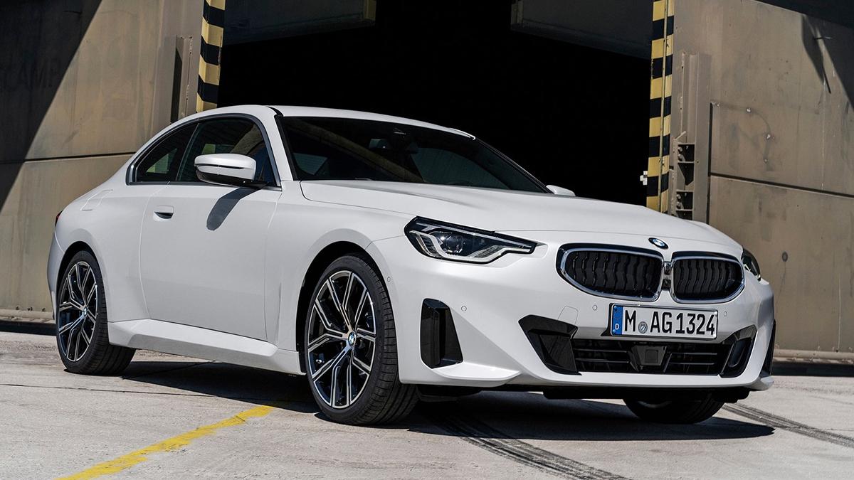 Precios de BMW Serie 2 Coupé 2022