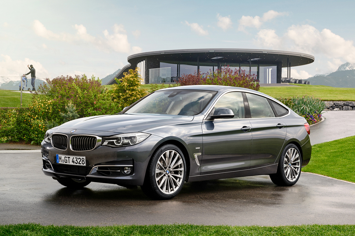 Precios de BMW Serie 3 Gran Turismo 318d 6V