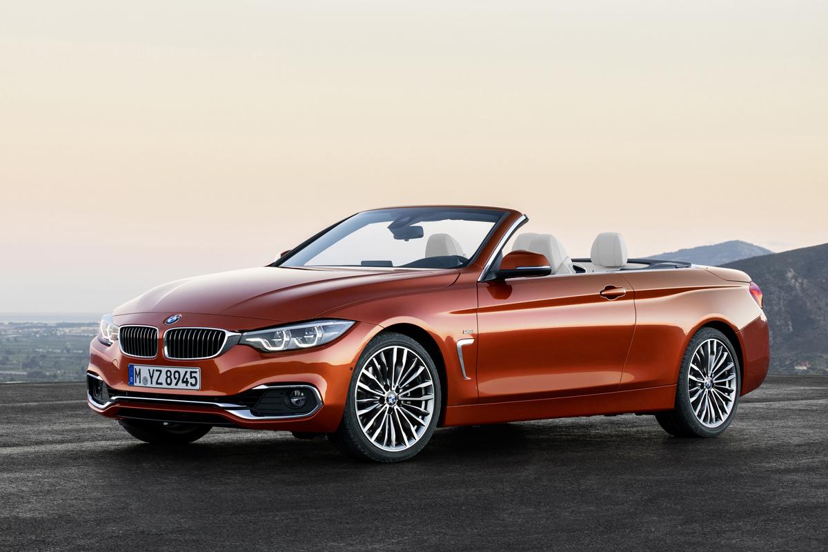 Precios de BMW Serie 4 Cabrio
