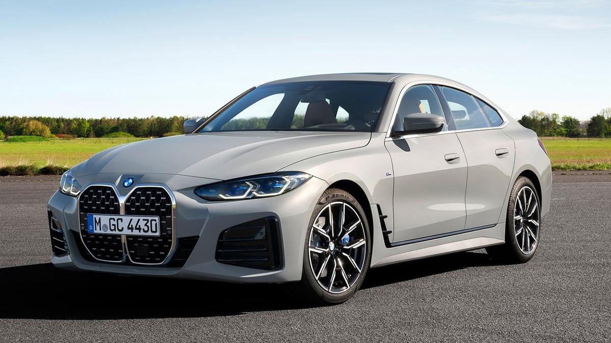 Precios de BMW SERIE 4 GRAN COUPÉ 2022