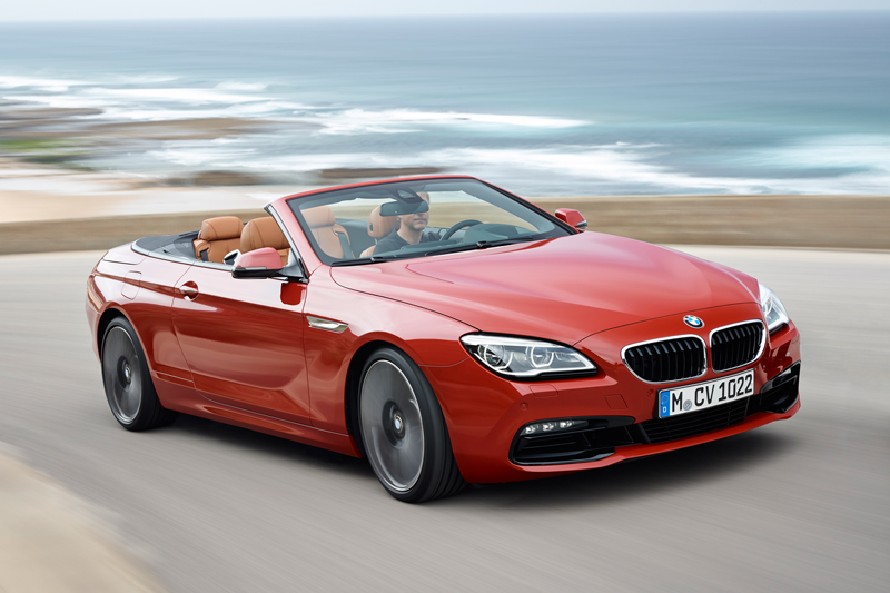 Precios de BMW Serie 6 Cabrio
